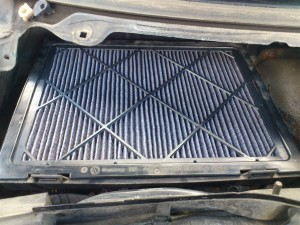 VW Golf 3 Cabin Air Filter